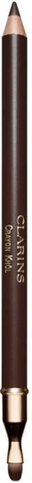 Clarins Карандаш для глаз с кистью Crayon Khol 02, 1,05г04223410Незаменимое средство для создания выразительного макияжа глаз. Карандаш можно использовать в качестве подводки для создания стрелок или растушевать по всему веку как тени с помощью кисти, расположенной с обратной стороны. А благодаря мягкой формуле его также можно наносить на слизистую оболочку глаз как классический кайал. Создавайте разные образы, в зависимости от случая и настроения.
