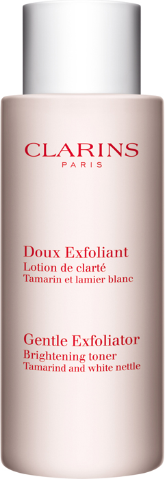 Clarins Смягчающий и отшелушивающий лосьон, улучшающий цвет лица Doux Exfoliant, 125 мл jinserta super bass bluetooth earphone wireless headset sports headsets with mic hifi stereo bluetooth earphones for phone