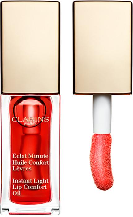 Clarins Масло-блеск для губ Eclat Minute, 03, 7 мл80012668История компании Clarins началась с косметических масел для лица и тела. Основываясь на этом уникальном опыте и продолжая традицию компании, эксперты Лабораторий Clarins создали косметическое масло для губ на основе натуральных растительных компонентов. Оно дарит коже губ питание и комфорт, нелипкое сияющее покрытие с приятным вкусом и ароматом, а также удовольствие при каждом использовании.
