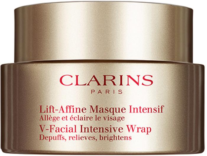 Clarins Моделирующая маска для лица с дренирующим действием Lift-Affine Masque Intensif, 75 мл80014818Эта маска с насыщенной обволакивающей текстурой моментально устраняет отечность лица и ощущение тяжести, появляющиеся после сна, а также под действием стресса, жары или гормональных изменений; обеспечивает эффект лифтинга, моделируя контуры лица; дарит коже ощущение свежести и здоровое сияние.