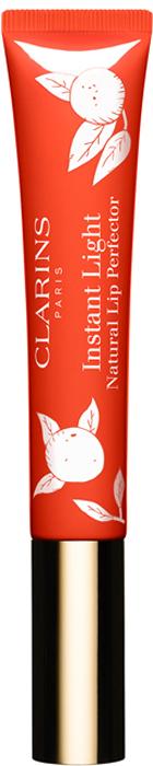 Clarins Блеск для губ Eclat Minute 14, 12мл80024290Блеск с нежной кремовой текстурой и приятным ароматом подчеркивает естественную красоту губ и одновременно ухаживает за ними. Формула на основе растительных компонентов увлажняет и восстанавливает кожу губ, разглаживает и защищает ее, дарит ощущение комфорта. Пигменты Сияние 3D придают губам нежное сияние и визуально увеличивают их объем. Благодаря полупрозрачному покрытию блеск можно использовать как самостоятельно, так и поверх губной помады.