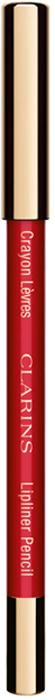 Clarins Карандаш для губ Crayon Levres 06 1,2 г80026988Clarins совершает революцию в макияже, предлагая подбирать карандаш для губ в соответствии с их естественным цветом, а не с цветом помады. Формула нового карандаша Crayon Levres, обогащенная маслом жожоба, обеспечивает легкое комфортное нанесение и четкость контура, который не позволяет помаде растекаться и стойко держится в течение всего дня. А натуральные оттенки подойдут к любому цвету губной помады.