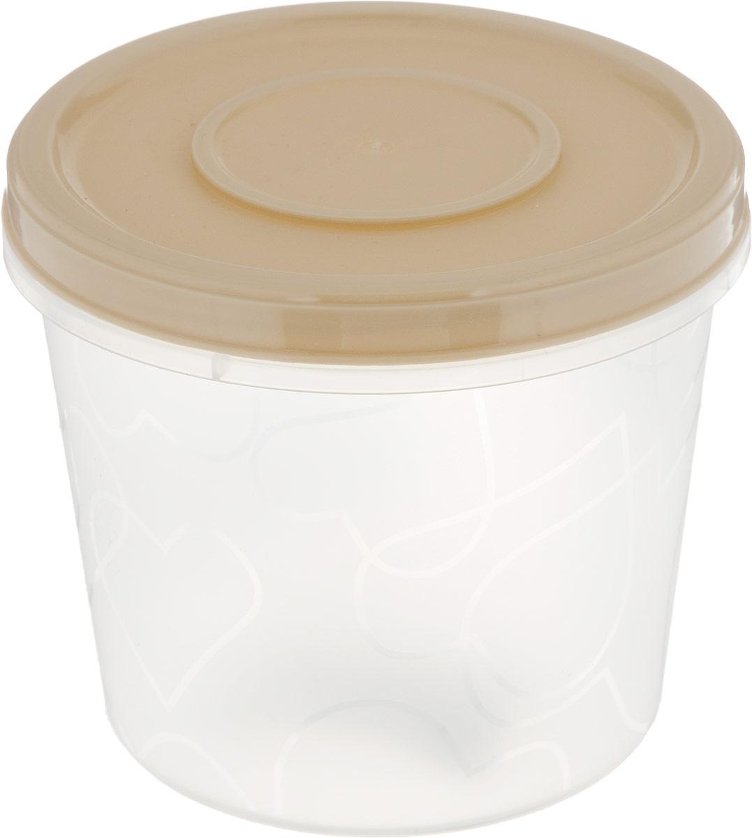 Емкость для продуктов Giaretti Микс зима, с завинчивающейся крышкой, цвет: кофейный, прозрачный, 700 млGR1888_кофейныйЕмкость для продуктов Giaretti Браво изготовлена из пищевогополипропилена. Крышкахорошо завинчивается, дольше сохраняя продукты свежими. Боковые стенкипрозрачные, чтопозволяет видеть содержимое.Емкость идеально подходит для храненияпищи, фруктов,ягод, овощей.Такая емкость пригодится в любом хозяйстве.