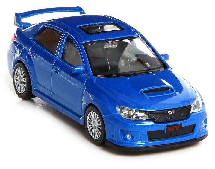 Autotime Модель автомобиля SUBARU WRX STI цвет синий epman intercooler y pipe hose kit for subaru wrx sti gdb ggb 2 0 00 07 ver 7 9 3pcs ep sbt007
