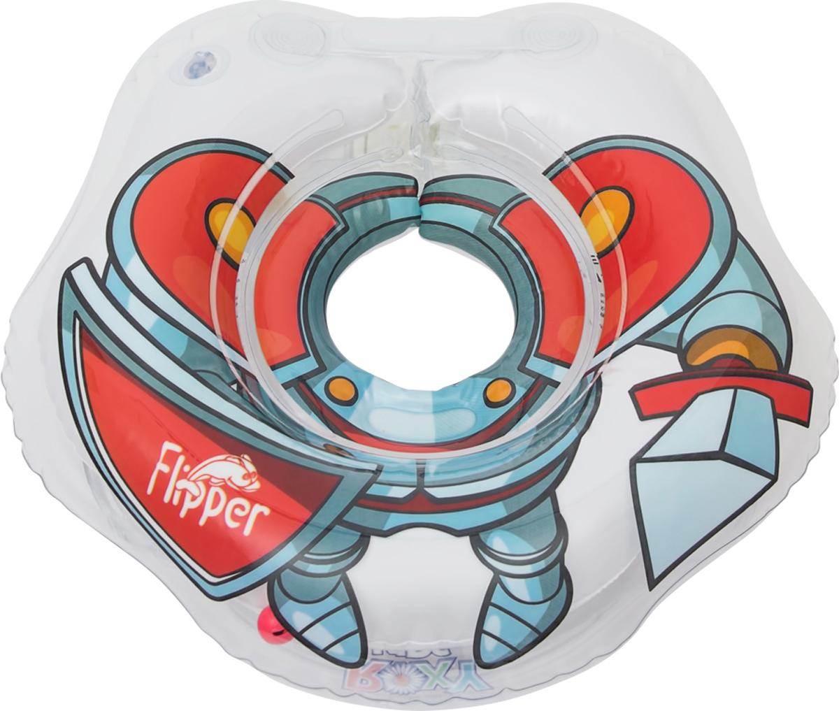 Roxy-kids Круг для купания Flipper Рыцарь круг для купания младенцев flipper отзывы