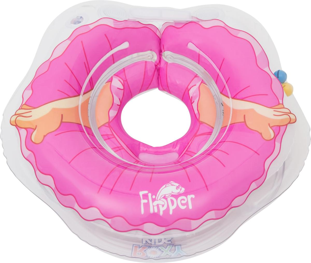 Roxy-kids Круг для купания Flipper Балерина roxy kids круг для купания flipper балерина
