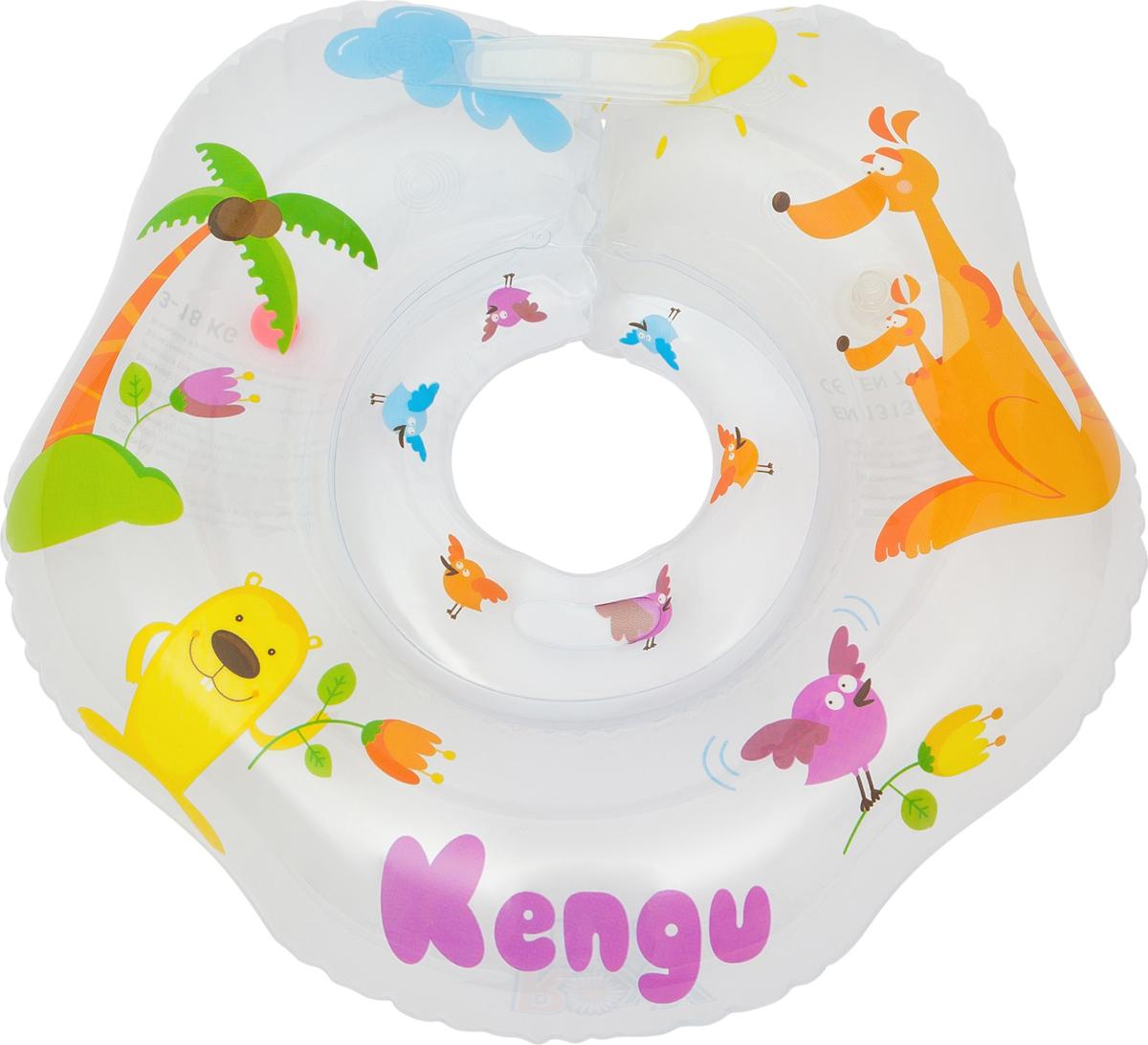 Roxy-kids Круг для купания Kengu roxy kids круг музыкальный на шею для купания flipper цвет розовый