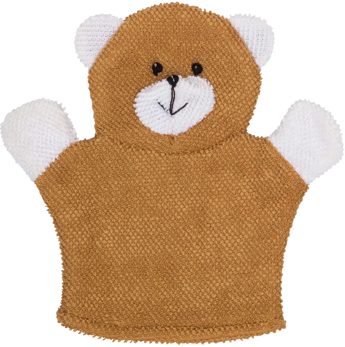 Roxy-kids Мочалка-рукавичка Baby Bear