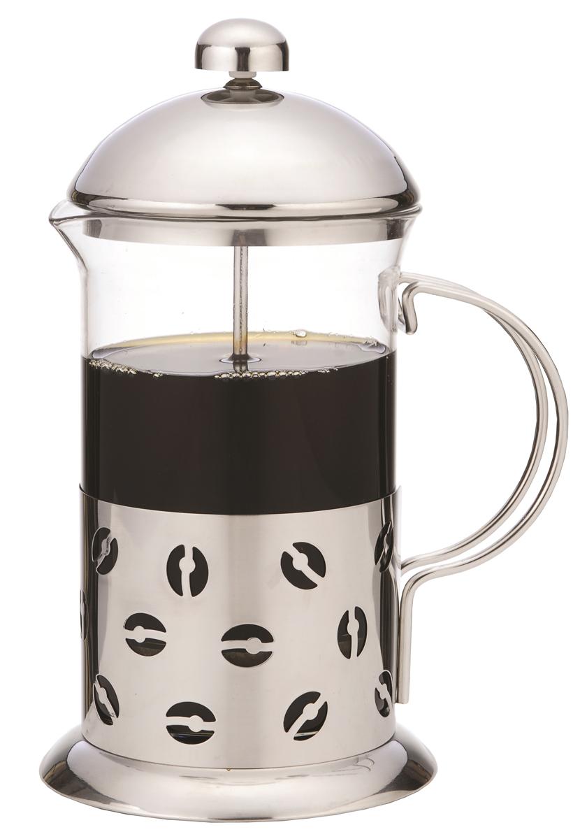 Френч-пресс Irit, 700 млFR-07-014Френч-пресс Irit, выполненный из стекла и нержавеющей стали,практичный и простой в использовании. Засыпая чайную заварку под фильтр и заливая еегорячей водой, вы получаете ароматный чай с оптимальной крепостью и насыщенностью.Остановить процесс заварки чая легко. Для этого нужно просто опустить поршень, и заваркауйдет вниз, оставляя вверху напиток, готовый к употреблению.Современный дизайн полностью соответствует последним модным тенденциям всоздании предметов бытовой техники.