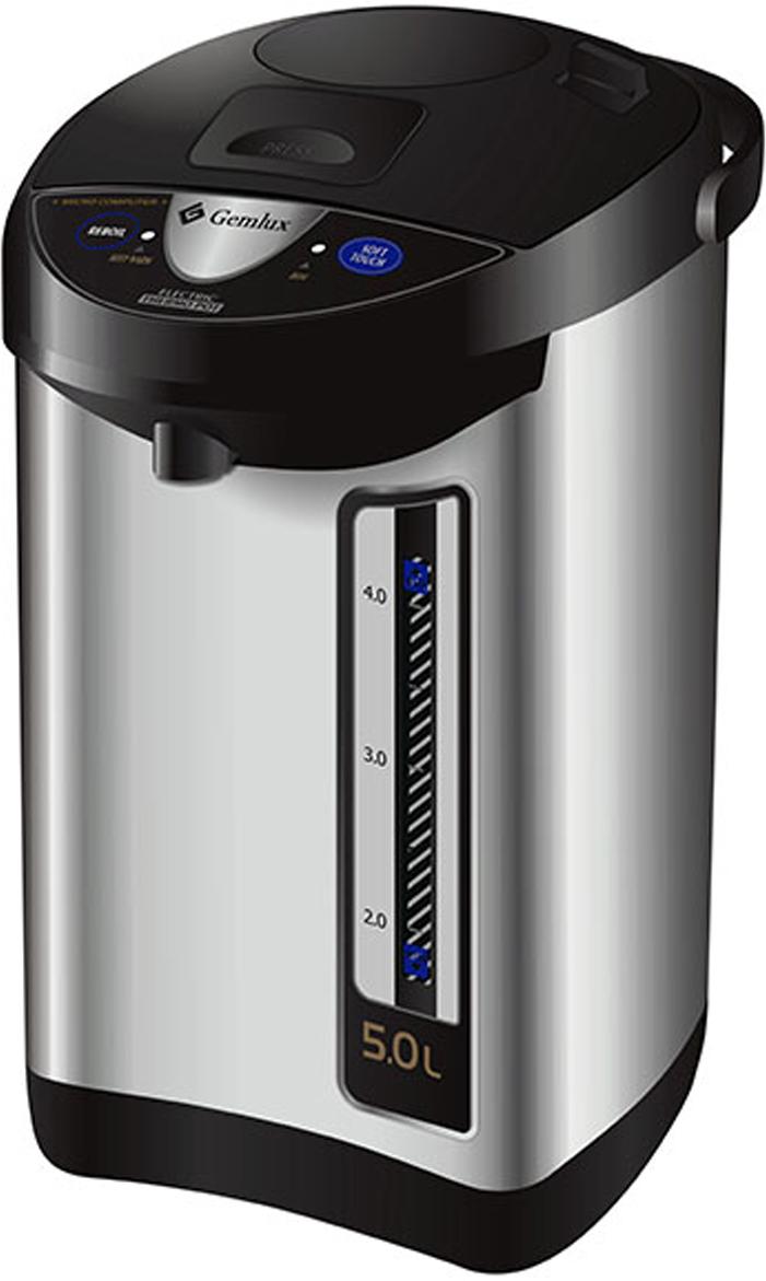 Gemlux GL-TP50HMS, Silver термопот термопот gemlux gl wb 200s