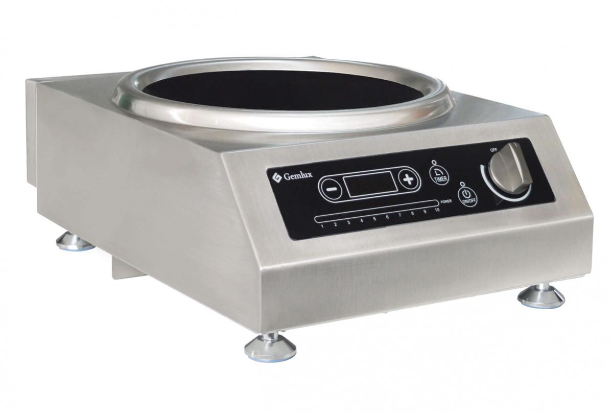 Gemlux GL-IC3100WPRO, Silver Black плитка электрическая - Плиты
