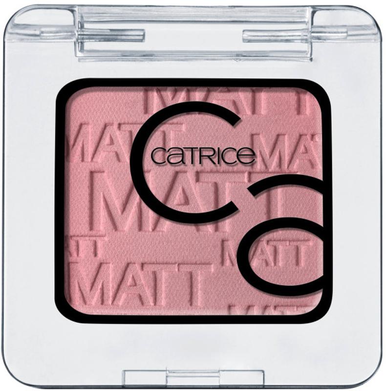 Catrice Тени для век Art Couleurs Eyeshadow,30бледно-розовый, 2 г22557715 рефилов теней с различными эффектами для нового настроения каждый день. Повседневный макияж в модных матовых оттенках или вечерний make up с эффектом металлик – восемнадцать оттенков стойких теней с мягкой пудровой текстурой помогут создать нужный образ. Объединяйте оттенки дня в палетку рефилов и легко меняйте их одним щелчком.
