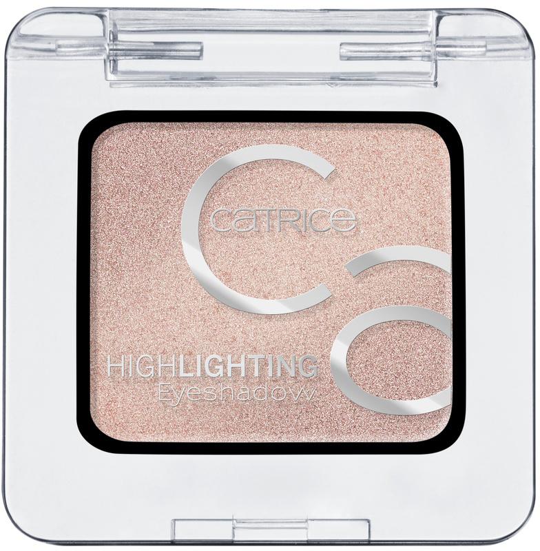 Catrice Тени для век Highlighting Eyeshadow,020золотой, 2 г225591Три шиммерных оттенка теней добавят сияния в Ваш образ. Объединяйте оттенки дня в палетку рефилом и легко меняйте их одним щелчком.