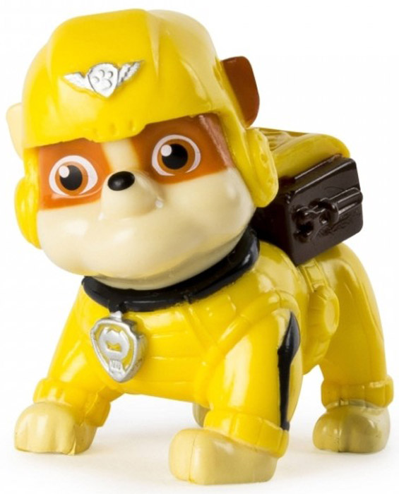Paw Patrol Фигурка Rubble bathroom toilet paper holder wall mounted waterproof tissue box oil rubble bronze finished