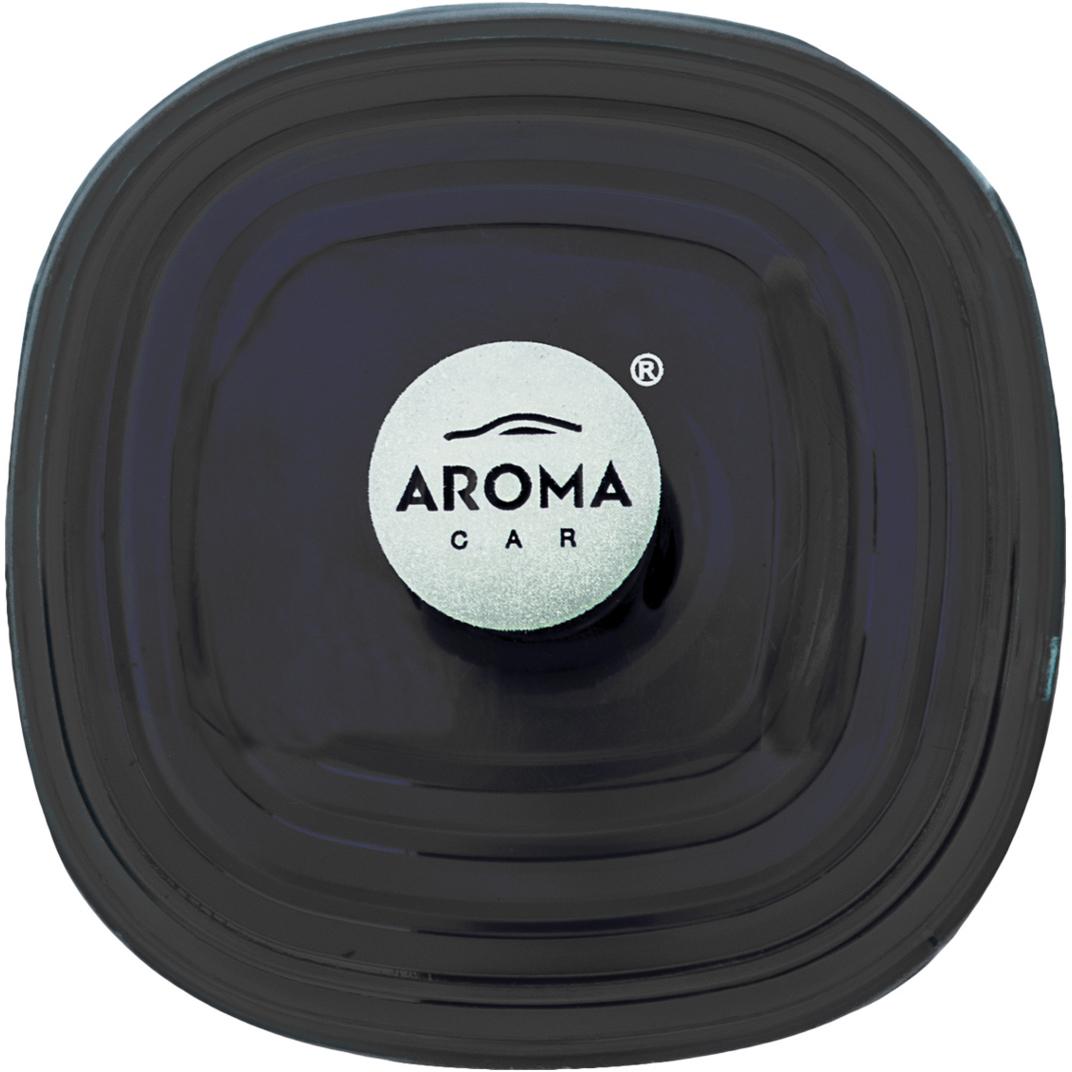 Ароматизатор автомобильный Aroma Car Loop Gel Black, на дефлектор. AC6311363113Ароматизатор на дефлектор. Дизайн лаконичный и оригинальный. Состав: гелевый полимер, парфюмерная композиция, эфирные масла. Использованы натуральные французские отдушки. Упаковка: блистер
