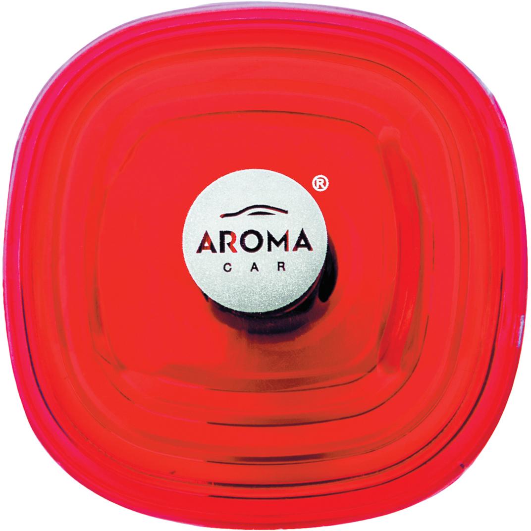 Ароматизатор автомобильный Aroma Car Loop Gel Red Fruits, на дефлектор. AC6311563115Ароматизатор на дефлектор. Дизайн лаконичный и оригинальный. Состав: гелевый полимер, парфюмерная композиция, эфирные масла. Использованы натуральные французские отдушки. Упаковка: блистер