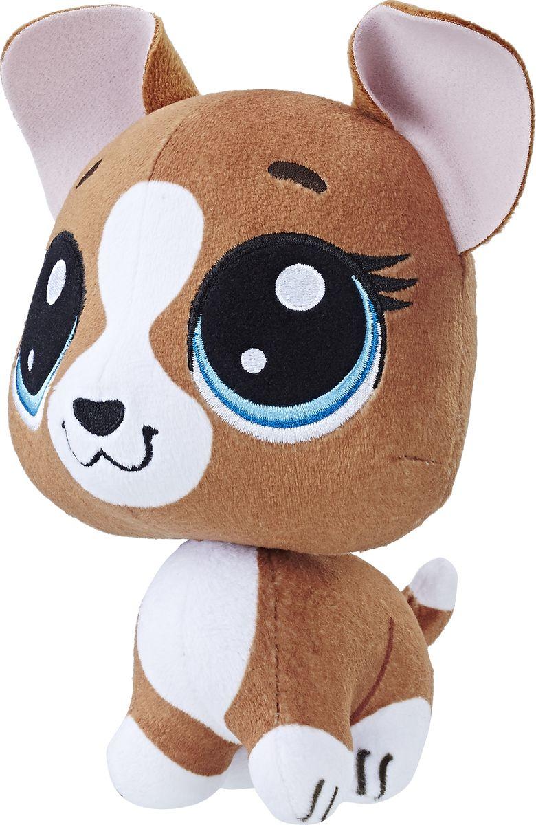 Littlest Pet Shop Мягкая игрушка Roxie Mcterrier 19 см littlest pet shop мягкая игрушка зверушка пенни цвет сиреневый 20 см