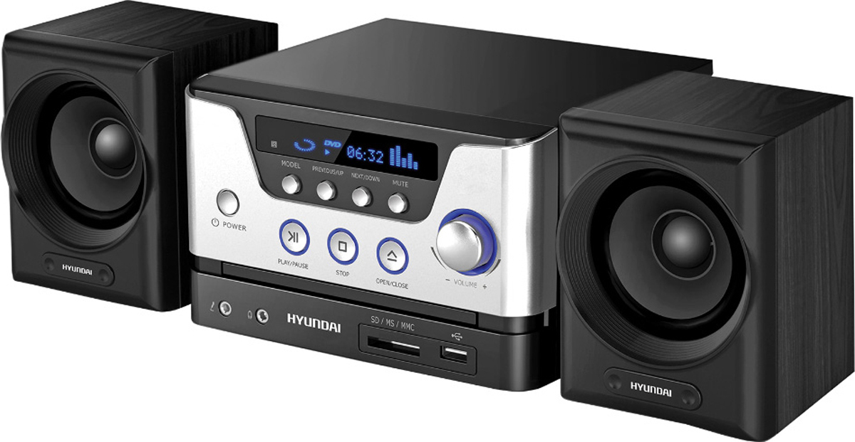 Hyundai H-MS160 музыкальный центр