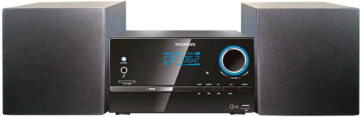 Hyundai H-MS220 музыкальный центр - Музыкальные центры