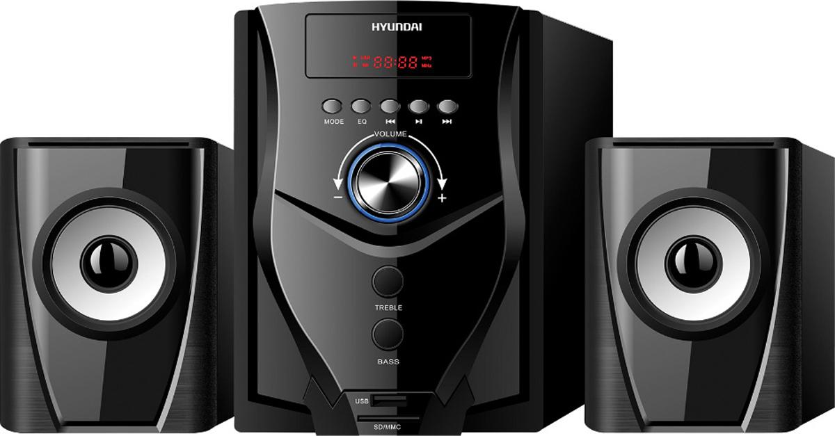 Hyundai H-HA220 акустическая система колонка hyundai h ha220