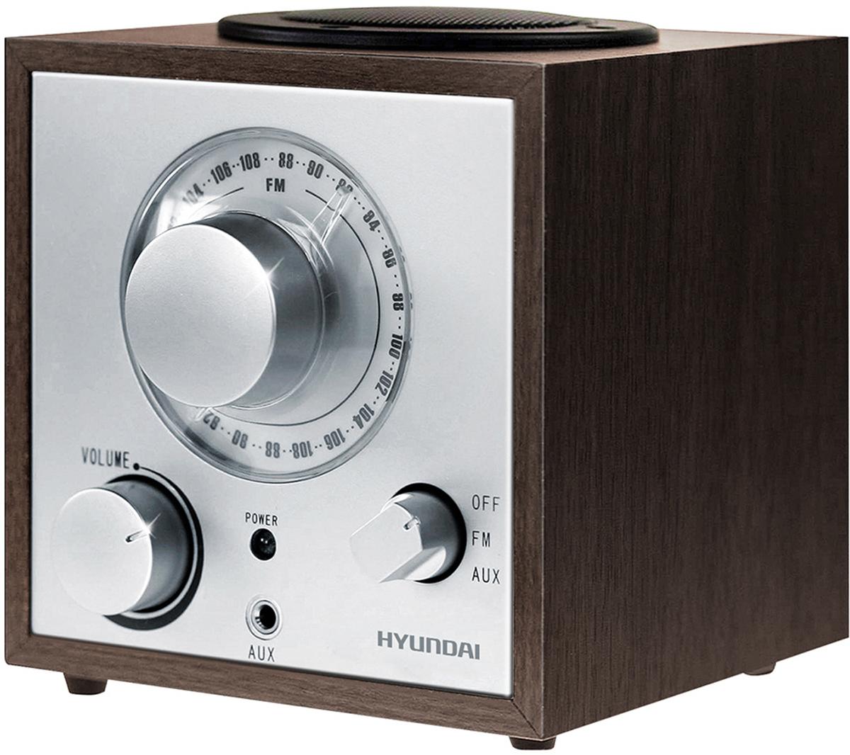 Hyundai H-SRS100 радиоприемник - Магнитолы, радиоприемники