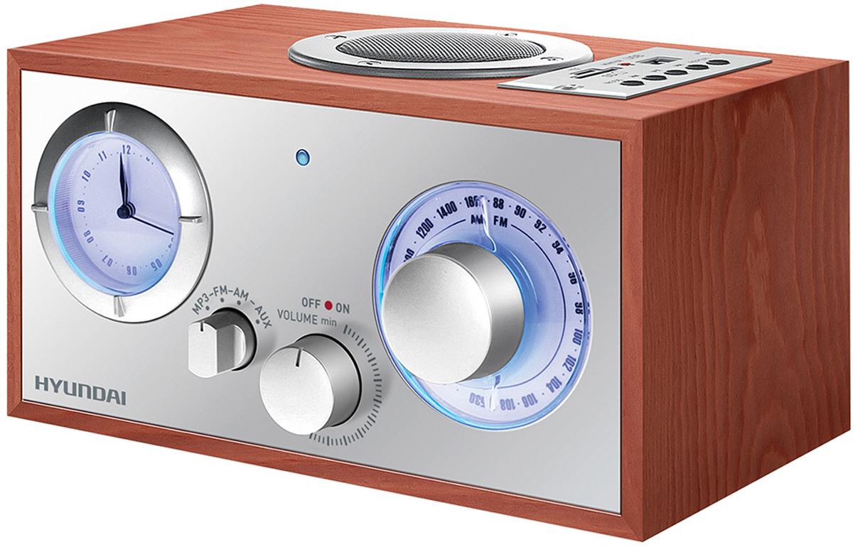 цена Hyundai H-SRS220 радиоприемник
