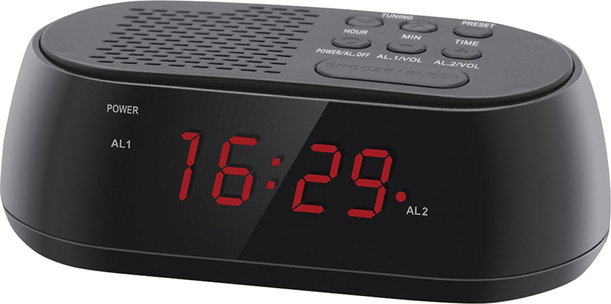 Hyundai H-RCL210 радио-будильник радиобудильник philips aj3400 12