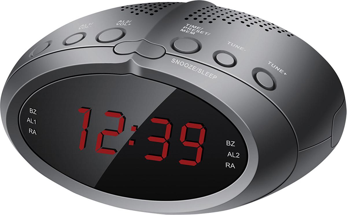 Hyundai H-RCL220 радио-будильник