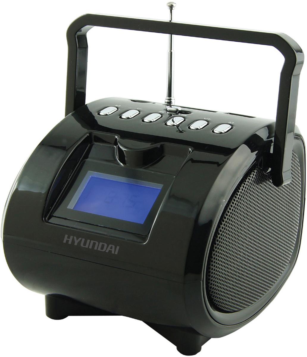 Hyundai H-PAS180, Black магнитола - Магнитолы, радиоприемники