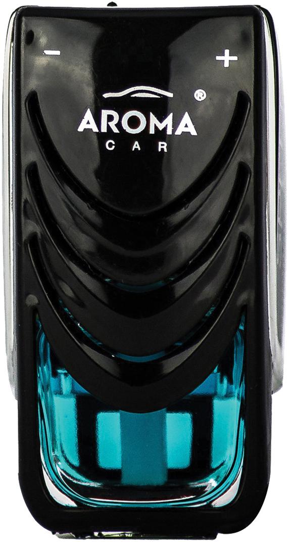 Ароматизатор автомобильный Aroma Car Speed Aqua, на дефлектор. AC9231292312Ароматизатор для установки на дефлектор на жидкостной основе (7 мл)Насыщенный и долгоиграющий аромат. Использованы натуральные французские отдушки. Упаковка: двойной блистер