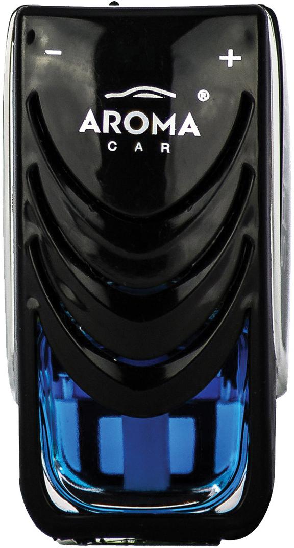 Ароматизатор автомобильный Aroma Car Speed New Car, на дефлектор. AC9271692716Ароматизатор для установки на дефлектор на жидкостной основе (7 мл)Насыщенный и долгоиграющий аромат. Использованы натуральные французские отдушки. Упаковка: двойной блистер