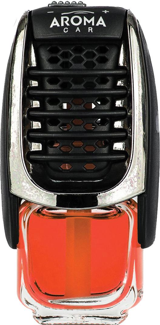 Ароматизатор автомобильный Aroma Car Supreme Anti-Tobacco, на дефлектор. AC9204992049Ароматизатор для установки на дефлектор на жидкостной основе (7 мл)Серия Supreme - отлчно сочетает в себе элегантность и функциональностьПодходит одновременно для уставноки вертикальных и горизонтальных дефлекторах. Использованы натуральные французские отдушки. Упаковка: двойной блистер