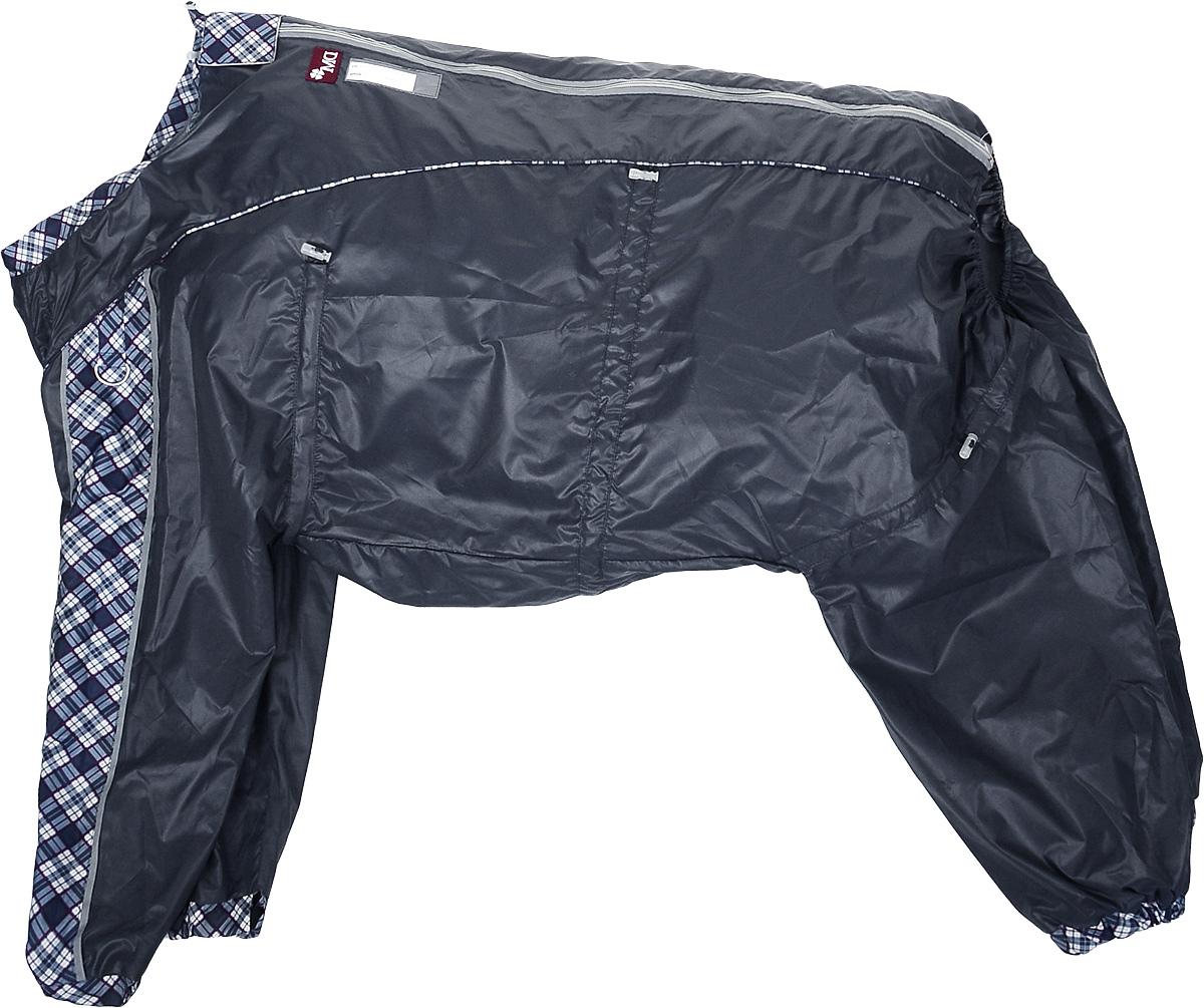 Комбинезон для собак Dogmoda  Doggs , для мальчика, цвет: темно-серый. Размер XXXL - Одежда, обувь, украшения