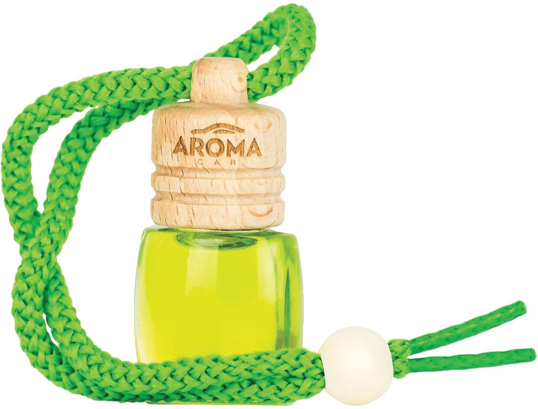 """Ароматизатор автомобильный Aroma Car """"Wood Lemon"""", подвесной. AC63108"""