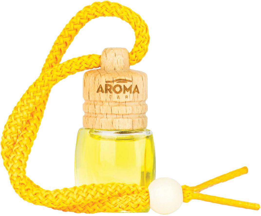 """Ароматизатор автомобильный Aroma Car """"Wood Vanilla"""", подвесной. AC63107"""