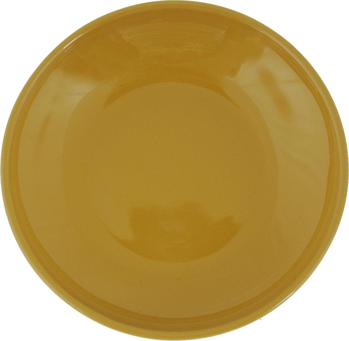 Блюдце Борисовская керамика Радуга, цвет: оливковый, диаметр 10 смРАД14458109_оливковыйБлюдце Борисовская керамика Радуга, изготовленное из высококачественной керамики, предназначено для красивой подачи различных блюд. Такое блюдце украсит сервировку стола и подчеркнет прекрасный вкус хозяйки. Можно мыть в посудомоечной машине и использовать в микроволновой печи.