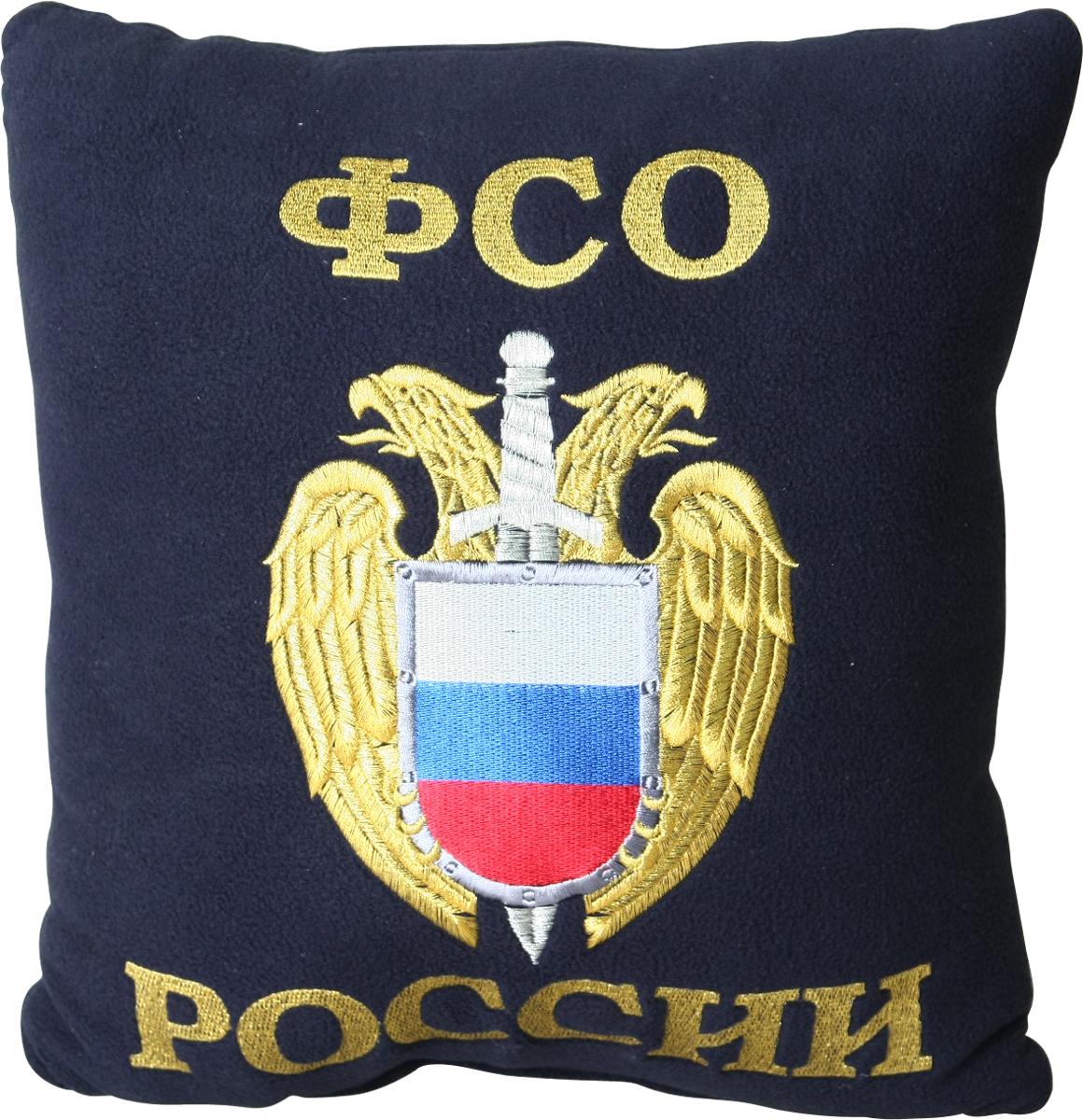 Подушка для туризма Сплав  ФСО , цвет: синий. 6072253 - Подушки
