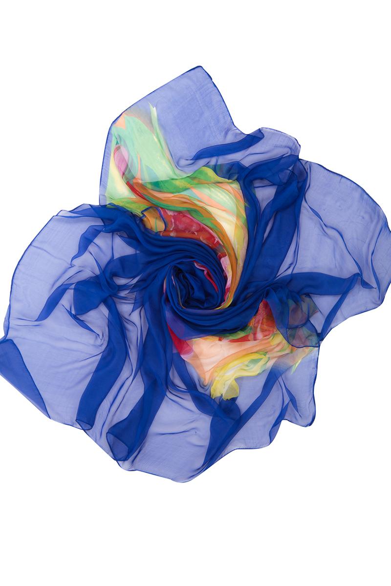 Парео женское Charmante, цвет: синий. WAZ 331811. Размер универсальный парео charmante парео