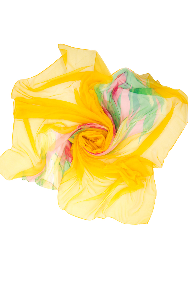 Парео женское Charmante, цвет: желтый. WAZ 331811. Размер универсальный парео charmante парео