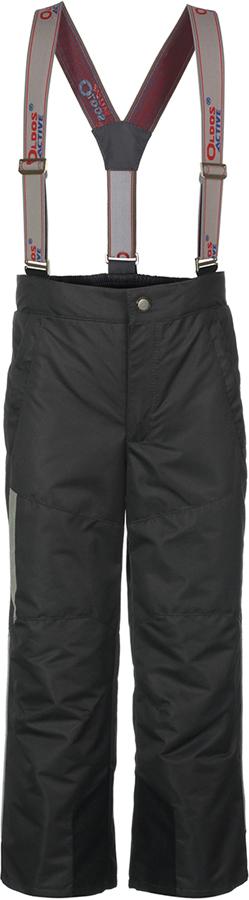 Брюки утепленные для мальчика Oldos Active Сириус, цвет: темно-серый. 3A8PT27-2. Размер 134, 9 лет3A8PT27-2Незаменимые утепленные брюки из мембранной коллекции OLDOS ACTIVE. Верхняя ткань с мембраной обеспечивает водонепроницаемость, при этом одежда дышит. Покрытие TEFLON повышает износостойкость, а так же облегчает уход за брюками. Подкладка - плотный полиэстер. Брюки имеют все необходимое для комфортной носки: широкие эластичные съемные лямки, регулируемые по длине; регулировку объема по талии; ветрозащитные муфты с антискользящей резинкой; усиления по низу брючин в местах особого износа; карманы на молнии; светоотражающие элементы.