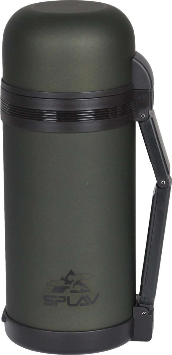 Небьющийся термос для напитков с двойными стенками и вакуумной изоляцией выполнен из нержавеющей стали. Резьбовая крышка со специальным желобом, позволяющая выливать содержимое, не отвинчивая крышку полностью. Крышка-чашка. Лёгкий и удобный в переноске. Комплектуется дополнительной чашкой для удобства и съёмным тонким ремнем.