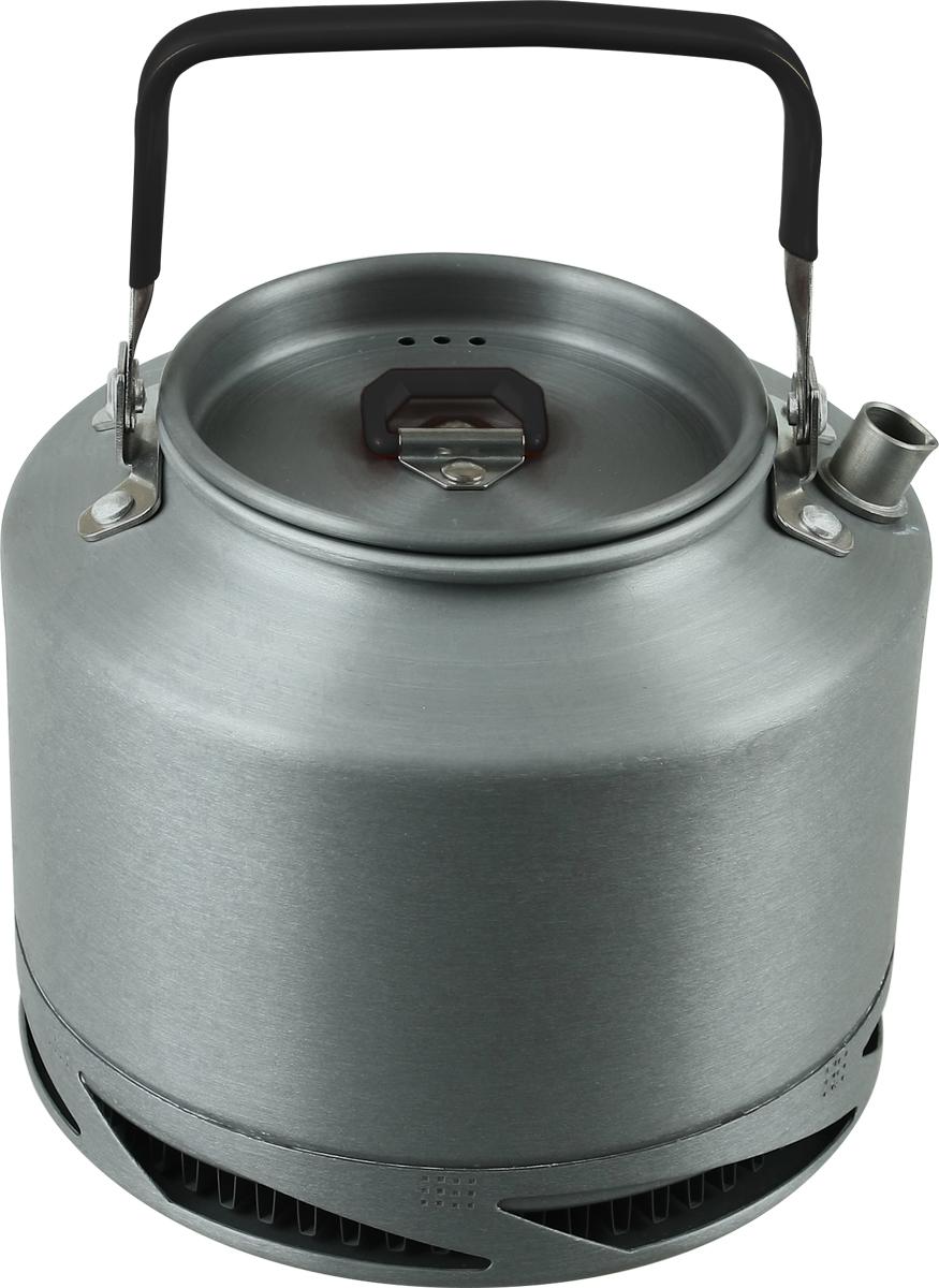 Чайник туристический Сплав Power, цвет: серый, 1,5 л