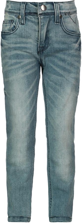 Джинсы для девочки Oldos Лея, цвет: светло-синий. 6O8JN13-2. Размер 140, 10 лет6O8JN13-2Стильные джинсы OLDOS изготовлены из хлопка с добавлением полиэстера и эластана. Джинсы застегиваются на молнию и кнопку на поясе, имеются шлевки для ремня. Благодаря эластану и зауженному крою джинсы хорошо садятся по фигуре. Модель спереди дополнена двумя карманами и одним маленьким кармашком, а сзади - двумя накладными карманами.