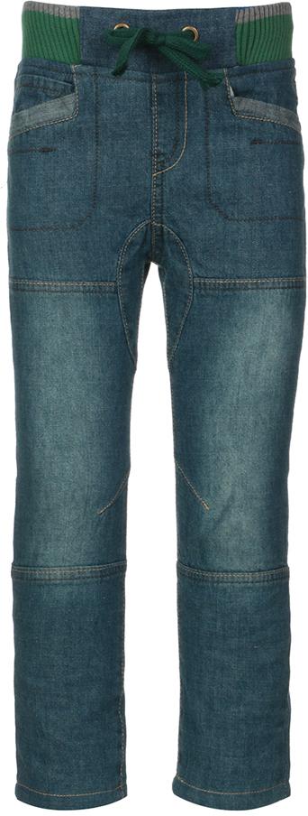 Джинсы для мальчика Oldos Ранчо, цвет: темно-синий. 6O8JN03. Размер 110, 5 лет джинсы для девочки oldos моника цвет синий 6o8jn12 2 размер 158 12 лет
