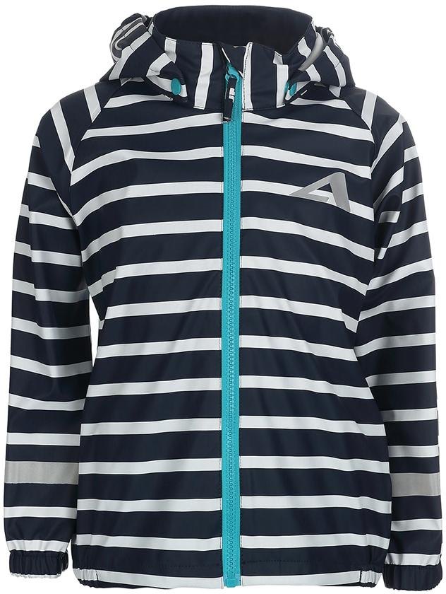 Дождевик для мальчика Oldos Active Мехико, цвет: темно-синий. 3AR8JK03. Размер 128, 8 лет джинсы детские oldos брандо цвет темно синий 6o8jn01 размер 128 8 лет