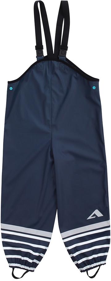 Полукомбинезон для мальчика Oldos Active Мехико, цвет: темно-синий. 3AR8PT03. Размер 128, 8 лет джинсы детские oldos брандо цвет темно синий 6o8jn01 размер 128 8 лет