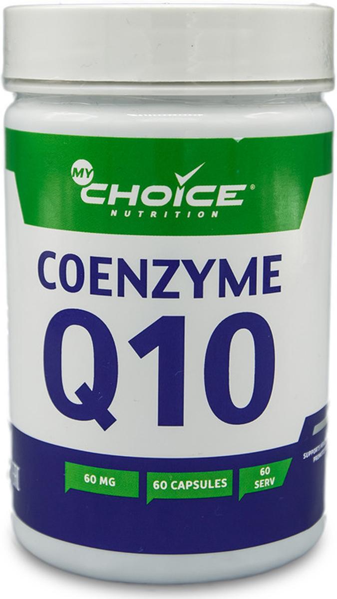 Коэнзим MyChoice Nutrition CoQ10, 60 шт4603726699846Q10 от MyChoice Nutrition-это одна из важнейших добавок, которая должна быть в рационе каждого человека. Q10-важнейший элемент и антиоксидант, который нормализует работу сердца, повышает общий тонус и работоспособность, поддерживает иммунитет, а также замедляет процесс старения. Данная добавка необходима для тех, кто испытывает частый стресс, эмоциальную и физическую нагрузку, а также людям после 40 лет, так как естественный уровень в организме коэнзима Q10 снижается. Для поддержания должного уровня и профилактики возможных заболеваний, а также повышения общего тонуса организма.Состав: коэнзим Q10 (99%), масло подсолнечника, лецитин.