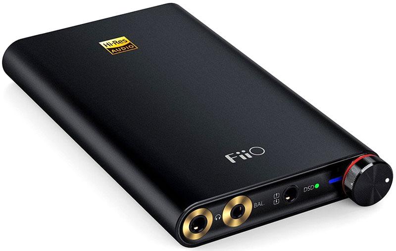 Fiio Q1 II, Black усилитель для наушников