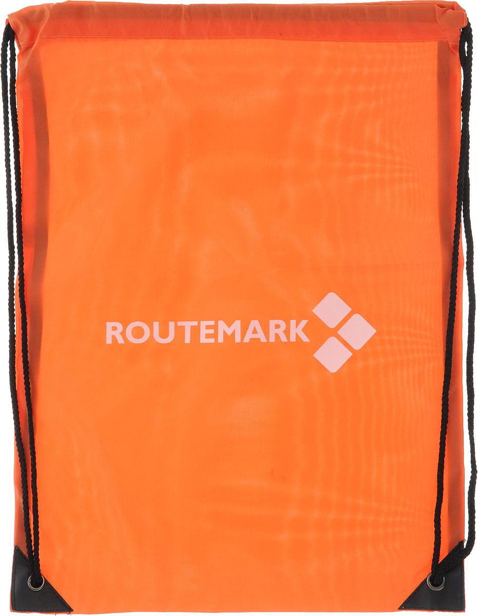 Рюкзак спортивный Routemark, цвет: оранжевый, 43 х 33 см балекс обувь интернет магазин