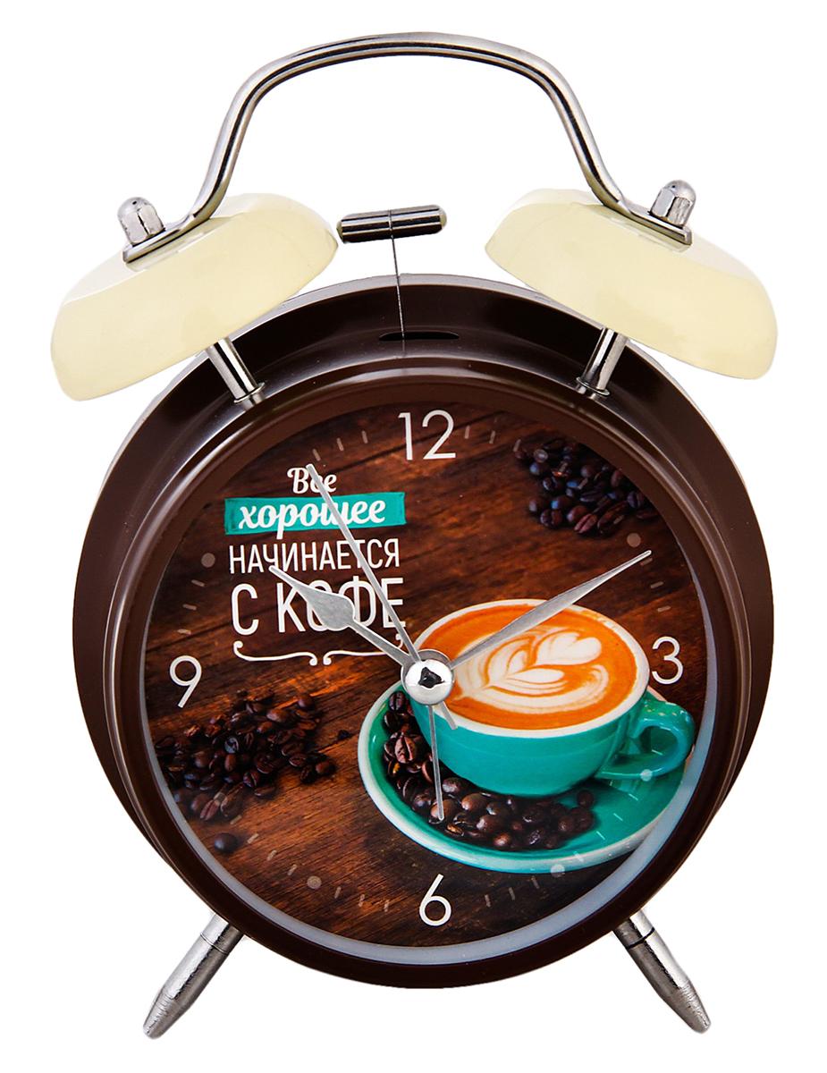 Будильник Хорошее начинается с кофе, диаметр 11 см. 2603438 хочу продать свою квартиру которая менее 3х лет и другую какие налоги надо заплатить